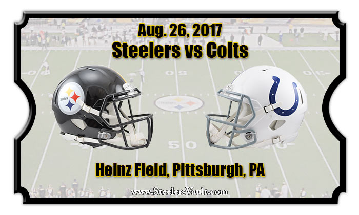 Image result for steelers vs colts 2017