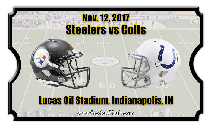 2017 Steelers Vs Colts2