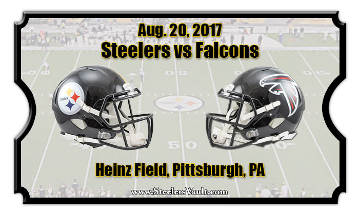 Image result for steelers vs falcons 2017 preseason