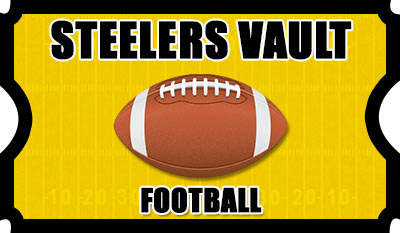 steelers vault logo